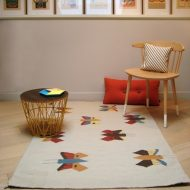 Alfombras Kilim tejidas a mano de Art for Kids