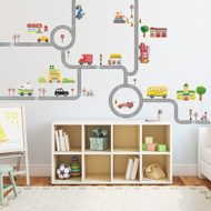 Stickers decorativos infantiles de Decowall
