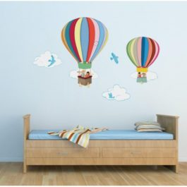 Belle and Boo. Stickers decorativos infantiles
