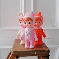 Adorables muñecas de estilo retro, Lapin and Me