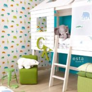 Papeles de diseño nórdico de Esta Home for Kids