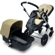 Colchoneta silla paseo y manta bebe, Bugaboo Wool Collection