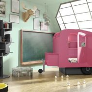 Muebles infantiles originales y divertidos de Mathy by Bols