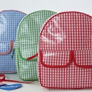 Mochilas bordadas para la guardería y el cole en BB the countrybaby