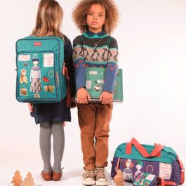 Material escolar, mochilas de Nice Things