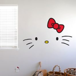 Stickers infantiles Hello Kitty de Blik