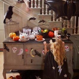 Ideas para decorar la fiesta de Halloween con niños